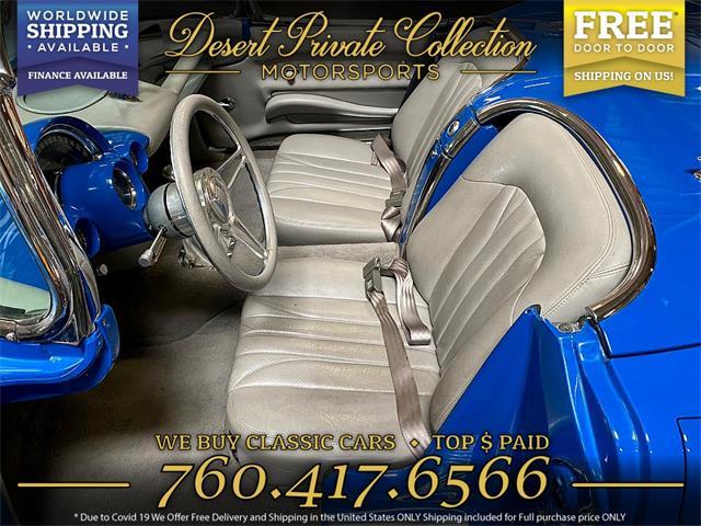 1961 Chevrolet Corvette (CC-1424369) for sale in Palm Desert , California