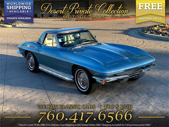 1964 Chevrolet Corvette (CC-1424374) for sale in Palm Desert , California