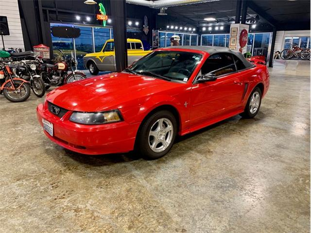2003 Ford Mustang (CC-1424378) for sale in Seattle, Washington