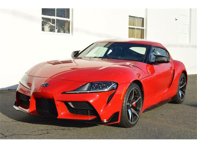 2020 Toyota Supra (CC-1424380) for sale in Springfield, Massachusetts