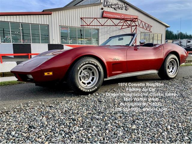 1974 Chevrolet Corvette (CC-1424384) for sale in Seattle, Washington