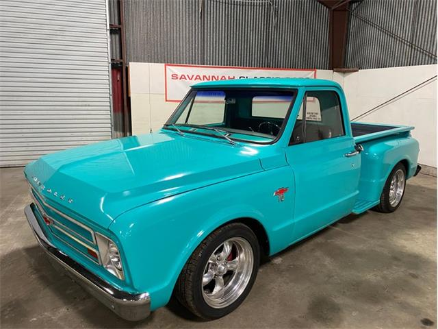 1967 Chevrolet C10 (CC-1424394) for sale in Savannah, Georgia