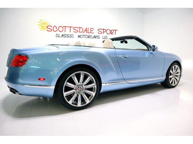 2014 Bentley Continental GTC (CC-1424395) for sale in Scottsdale, Arizona