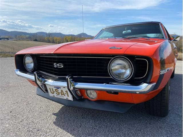 1969 Chevrolet Camaro (CC-1424398) for sale in Cookeville, Tennessee