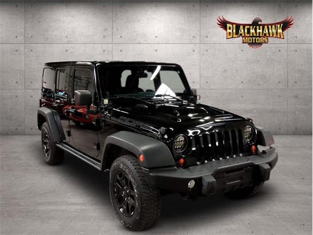 2013 Jeep Wrangler (CC-1424400) for sale in Gurnee, Illinois