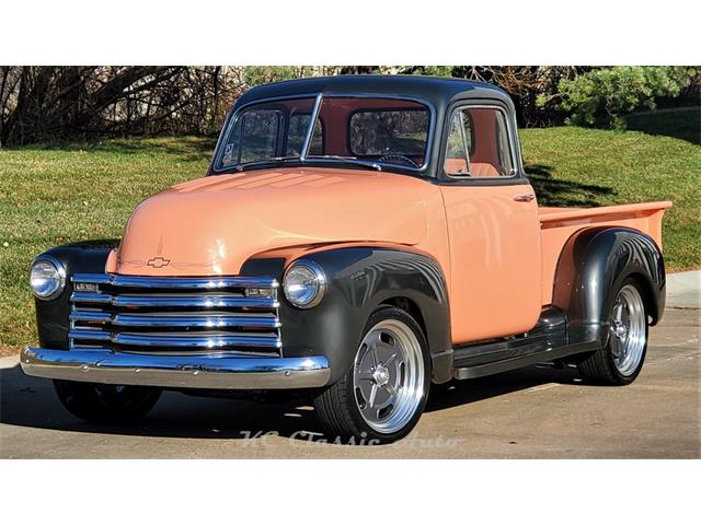 1952 Chevrolet 3100 (CC-1424401) for sale in Lenexa, Kansas