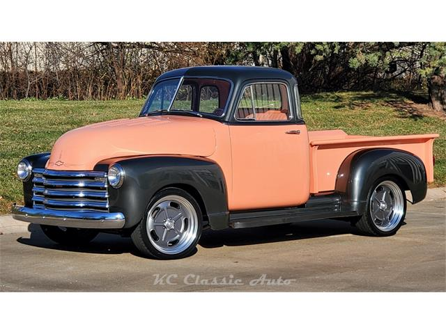 1952 Chevrolet 3100 (CC-1424401) for sale in Lenexa, Kansas