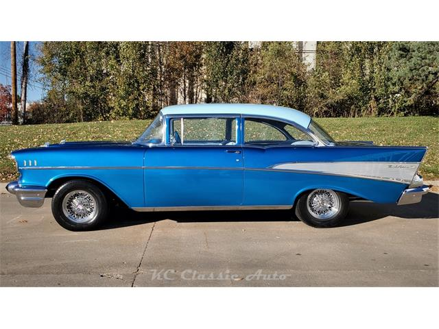 1957 Chevrolet Bel Air (CC-1424402) for sale in Lenexa, Kansas