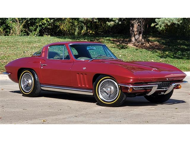 1965 Chevrolet Corvette (CC-1424405) for sale in Lenexa, Kansas