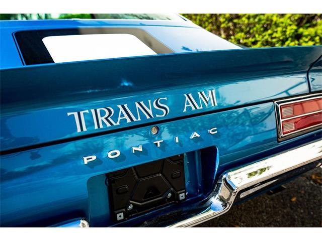 1970 Pontiac Firebird Trans Am (CC-1424407) for sale in Orlando, Florida