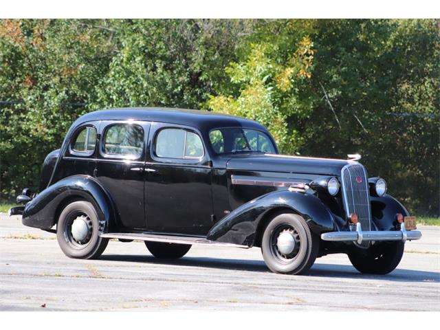1936 Buick 41 Club Sedan (CC-1420441) for sale in Alsip, Illinois