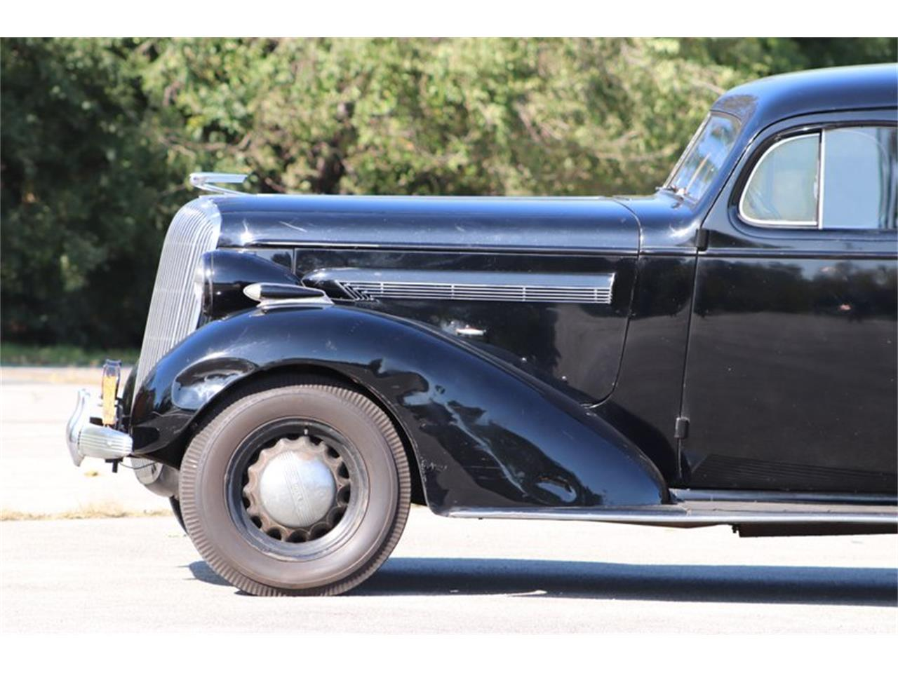 1936 Buick 41 Club Sedan (CC-1420441) for sale in Alsip, Illinois