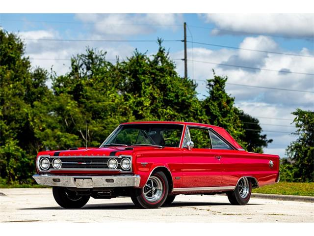 1967 Plymouth GTX (CC-1424412) for sale in Orlando, Florida