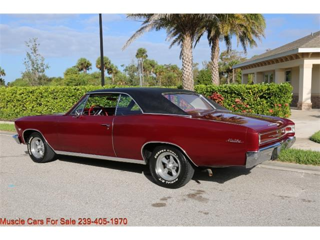 1966 Chevrolet Chevelle (CC-1424417) for sale in Fort Myers, Florida