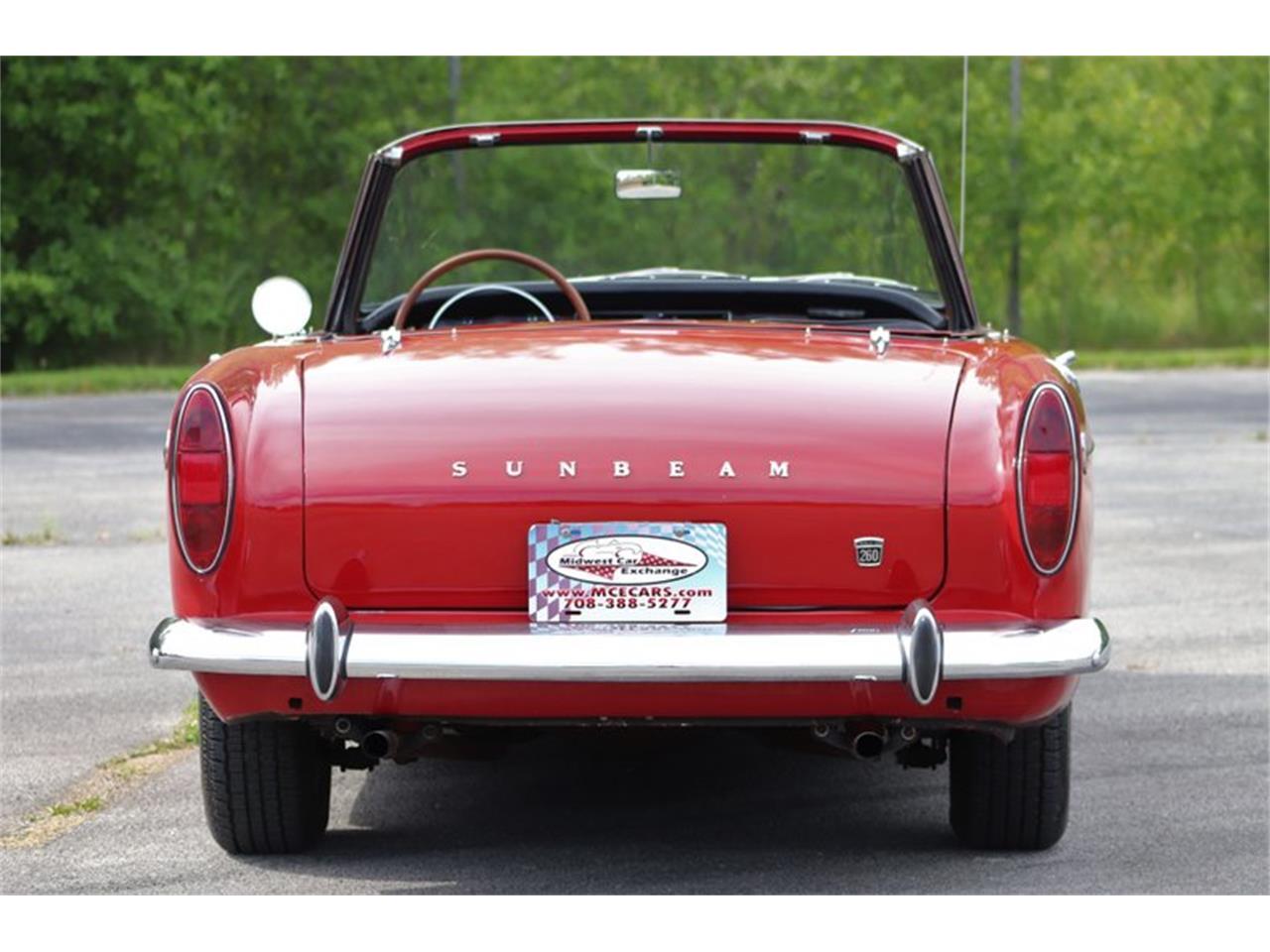 1965 Sunbeam Tiger (CC-1420442) for sale in Alsip, Illinois