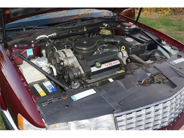 1992 Cadillac Seville (CC-1424421) for sale in Monroe Township, New Jersey