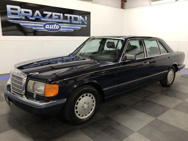 1989 Mercedes-Benz 420SEL (CC-1424425) for sale in Houston, Texas