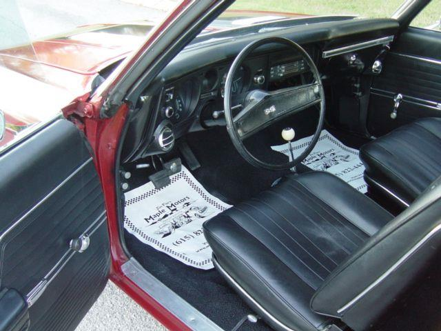1969 Chevrolet Chevelle SS (CC-1424426) for sale in Hendersonville, Tennessee