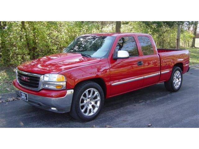 2000 GMC Sierra 1500 (CC-1424430) for sale in Hendersonville, Tennessee