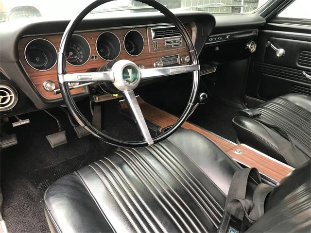 1969 Chevrolet Camaro (CC-1424431) for sale in Orville, Ohio