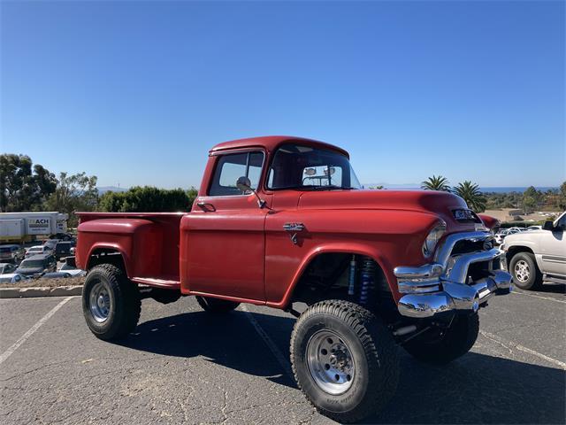 1956 GMC 3/4 Ton Pickup (CC-1424439) for sale in Ventura, California