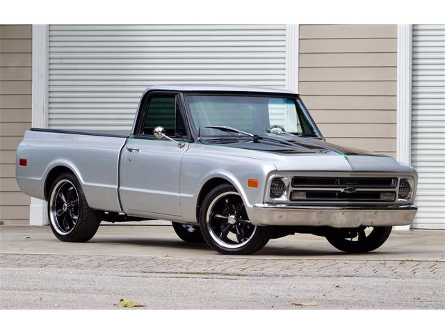 1968 Chevrolet C10 (CC-1424446) for sale in EUSTIS, Florida
