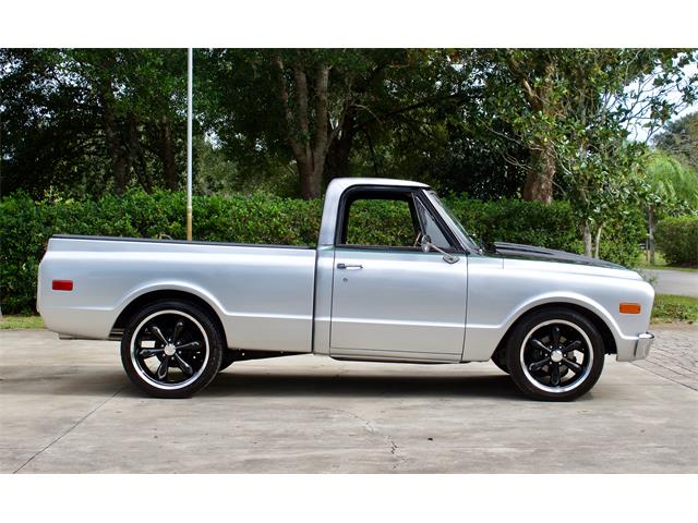 1968 Chevrolet C10 (CC-1424446) for sale in EUSTIS, Florida