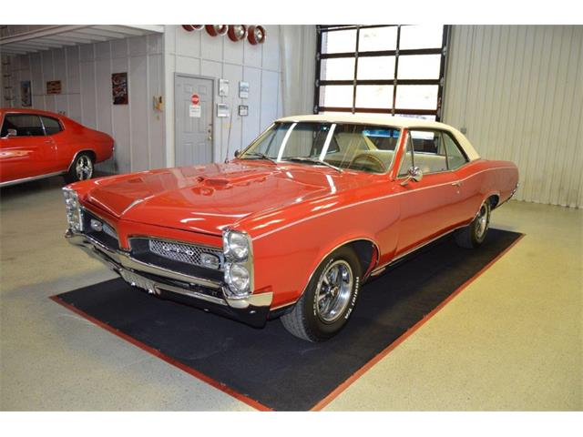 1967 Pontiac GTO (CC-1424447) for sale in Loganville, Georgia