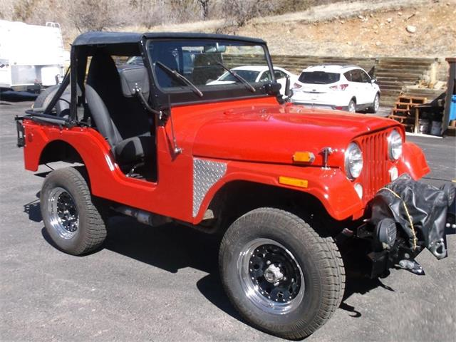 1970 Willys Jeep (CC-1424449) for sale in Dumont, Colorado