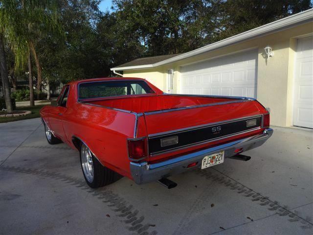 1971 Chevrolet El Camino SS (CC-1424452) for sale in Sarasota, Florida