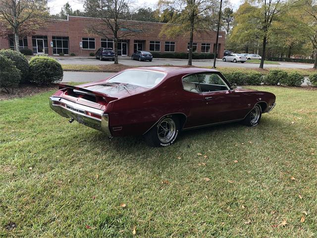 1970 Buick GS 455 (CC-1424464) for sale in Morrisville, North Carolina