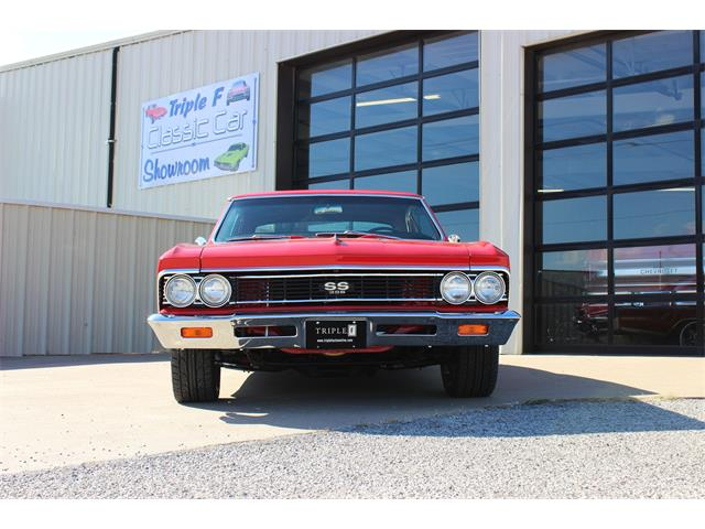 1966 Chevrolet Chevelle SS (CC-1424467) for sale in Fort Worth, Texas