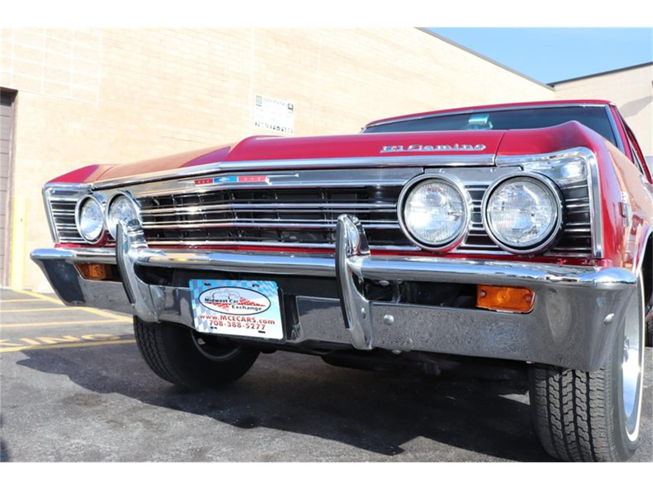 1967 Chevrolet El Camino (CC-1420448) for sale in Alsip, Illinois