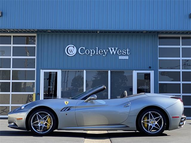 2010 Ferrari California (CC-1424481) for sale in newport beach, California