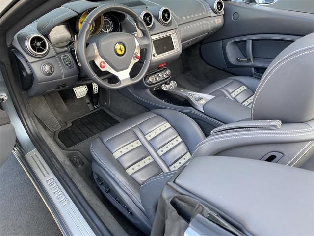 2010 Ferrari California (CC-1424481) for sale in newport beach, California