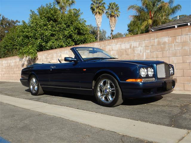 2002 Bentley Azure 2-Dr Tourer Mulliner Convertible (CC-1424494) for sale in Woodland Hills, California