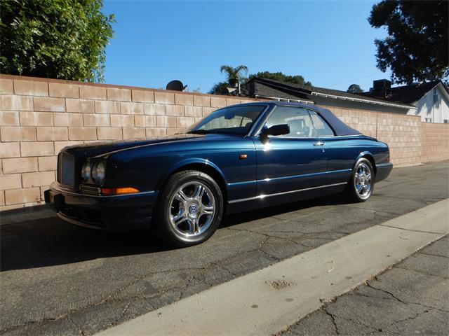 2002 Bentley Azure 2-Dr Tourer Mulliner Convertible (CC-1424494) for sale in Woodland Hills, California