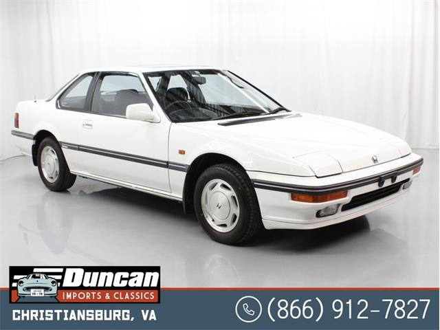 1987 Honda Prelude (CC-1424497) for sale in Christiansburg, Virginia