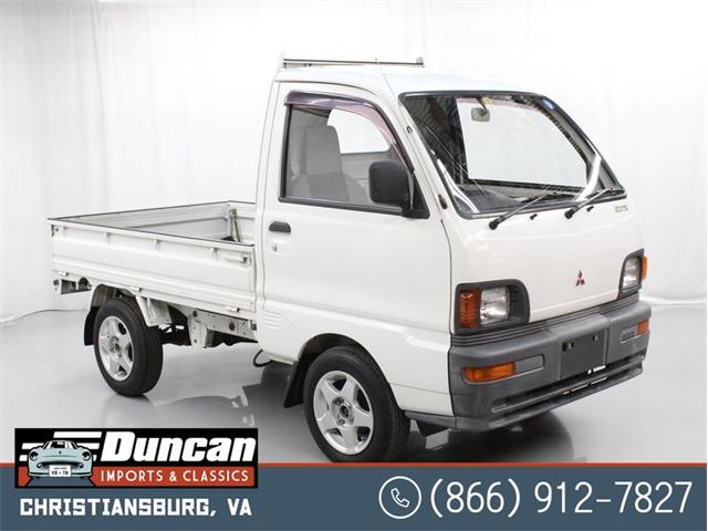 1994 Mitsubishi Minicab (CC-1424498) for sale in Christiansburg, Virginia