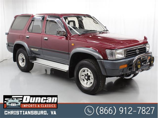1995 Toyota Hilux (CC-1424500) for sale in Christiansburg, Virginia