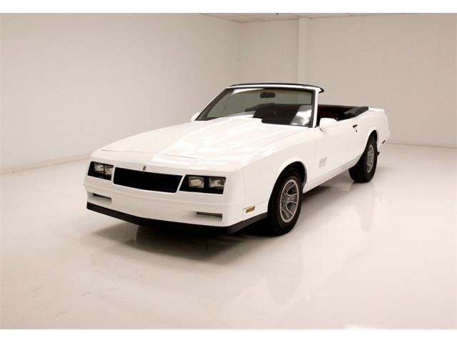 1983 Chevrolet Monte Carlo (CC-1424503) for sale in Morgantown, Pennsylvania