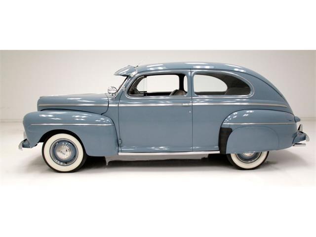 1942 Ford Super Deluxe (CC-1424510) for sale in Morgantown, Pennsylvania