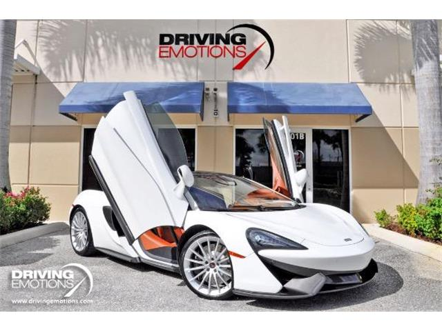 2017 McLaren 570GT (CC-1420452) for sale in West Palm Beach, Florida