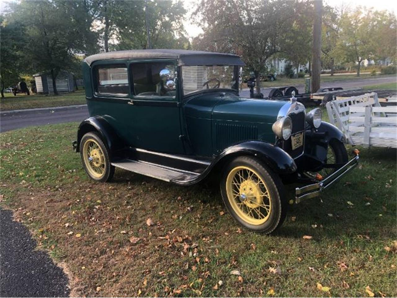 1929 Ford Model A (CC-1420453) for sale in Cadillac, Michigan