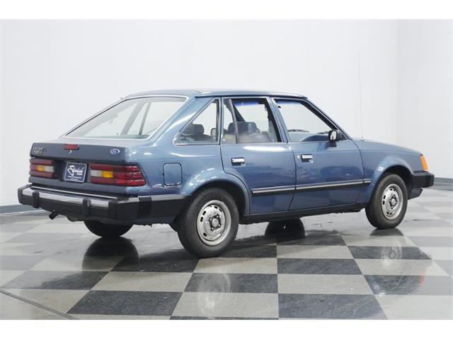 1986 Ford Escort (CC-1424532) for sale in Lavergne, Tennessee