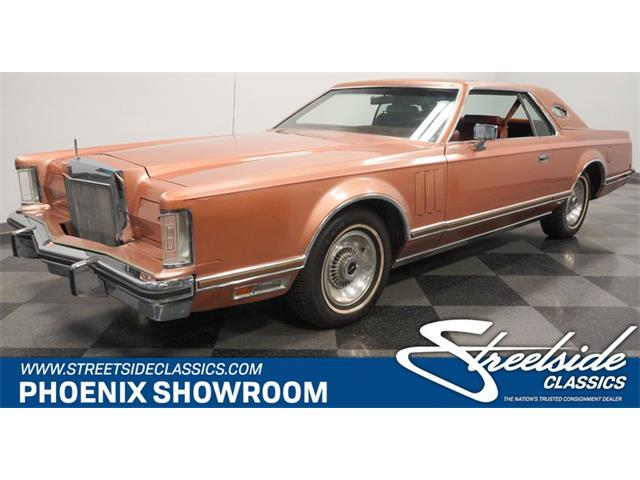 1978 Lincoln Continental (CC-1424534) for sale in Mesa, Arizona