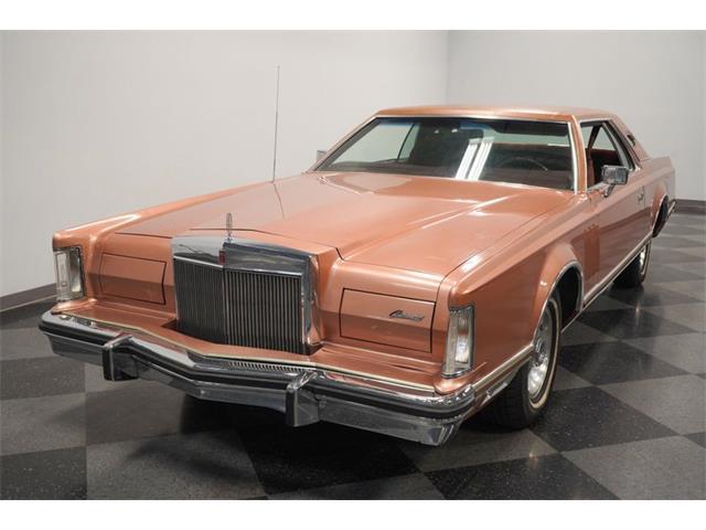 1978 Lincoln Continental (CC-1424534) for sale in Mesa, Arizona