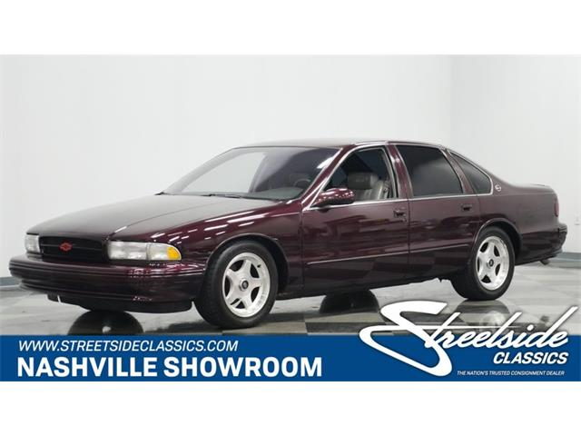 1996 Chevrolet Impala (CC-1424539) for sale in Lavergne, Tennessee