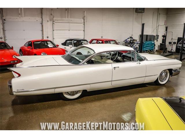 1960 Cadillac DeVille (CC-1424546) for sale in Grand Rapids, Michigan