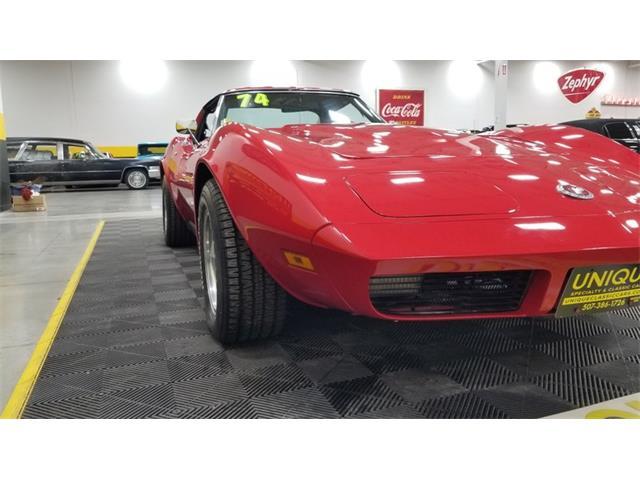 1974 Chevrolet Corvette (CC-1424550) for sale in Mankato, Minnesota